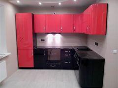 Кухня Кухня Inter-mebel Монтанья М-845