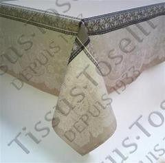 Tissus Toselli Скатерть Dentelle Linen 160х300