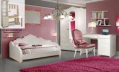 Спальня Калинковичский мебельный комбинат Жемчужина 0380
