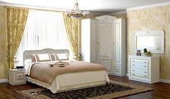 Спальня Мебель-Неман Роза (с угловым шкафом для одежды)