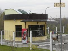 Козырек, навес Твен Навес СМ-05
