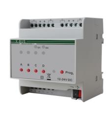 Умный дом GVS Модуль управления светодиодными лентами ADLD-04/03.1