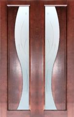 Межкомнатная дверь Межкомнатная дверь из массива Ока ДО Лагуна 2А