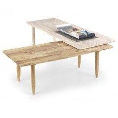 Журнальный столик Halmar Bora-Bora (натуральный)