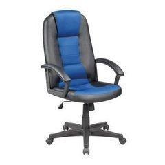 Офисное кресло Офисное кресло Signal Q-019 (черно-синий)