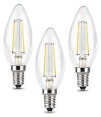 Лампа Лампа Gauss 103801205T, E14, C35, 5Вт