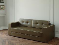 Диван Диван Настоящая мебель Ванкувер Модерн (модель: 00-000034539) светло-коричневый