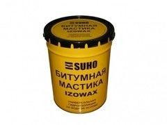 Гидроизоляция Гидроизоляция SUHO IZOWAX 20 кг