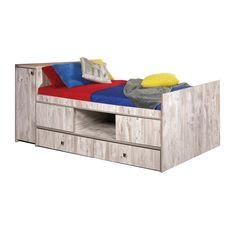 Детская кровать Детская кровать Калинковичский мебельный комбинат 1Д4Я Лондон 2 КМК 0478.6