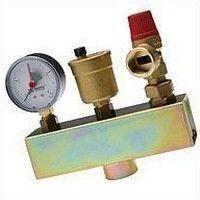 Комплектующие для систем водоснабжения и отопления Watts Группа безопасности котла