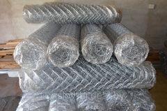 Сетка Низолит Рабица оцинкованная 50-1.6мм 1.2x10м 12м2