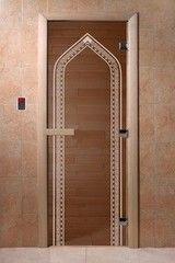 Дверь для бани и сауны Дверь для бани и сауны Doorwood Арка