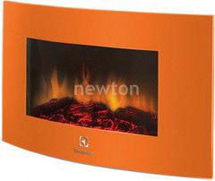 Камин Electrolux Электрокамин  Electrolux EFP/W-1200URLS оранжевый