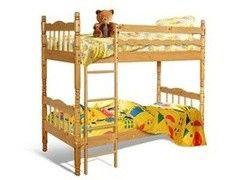 Двухъярусная кровать Поставымебель Детская 2-Х ярусная