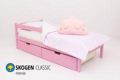 Детская кровать Детская кровать Бельмарко Skogen Classic лаванда