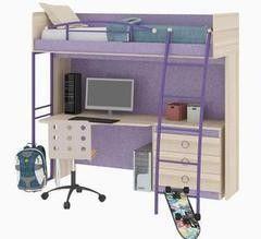 Детская комната Детская комната ТриЯ Индиго №3 ГН-145.003