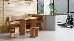 Кухонный уголок, диван ТриЯ Амиго МФ-104.001 (ольха)