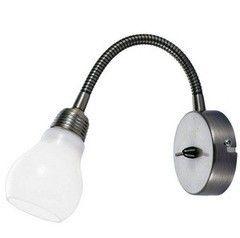 Настенный светильник Arte Lamp Lettura A5271AP-1AB