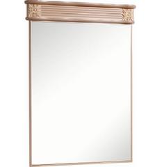 Мебель для ванной комнаты Калинковичский мебельный комбинат Зеркало Баккара 1 (КМК 0453.3) дуб молочный