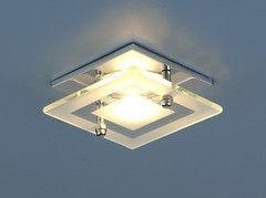 Встраиваемый светильник Elektrostandard 781 CH (хром)