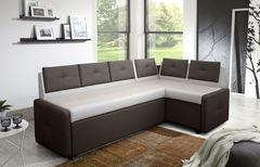 Кухонный уголок, диван  Кухонный диван Оскар (венге-крем)