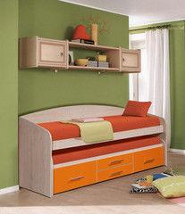 Двухъярусная кровать Артем-мебель СН-108.02