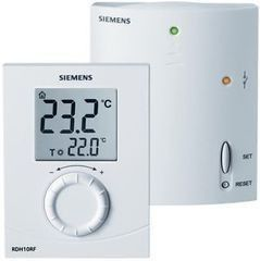 Терморегулятор Терморегулятор Siemens RDJ10RF с 24-часовым таймером