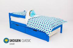 Детская кровать Детская кровать Бельмарко Skogen Classic синий