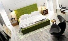 Кровать Кровать Sonit Quaddro Double 200х200 с подъемным механизмом