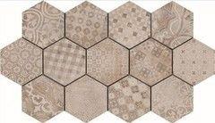Плитка Плитка Ragno Rewind Decoro Cementine 21х18.2
