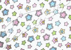 Ткани, текстиль Блакит Ситец детский белоземельный