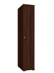 Глазовская мебельная фабрика Sherlock 91 для белья правый (орех шоколадный)