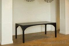Обеденный стол Обеденный стол Mago Из темного массива дерева