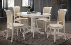 Обеденный стол Обеденный стол Avanti Queen White (4 стула)