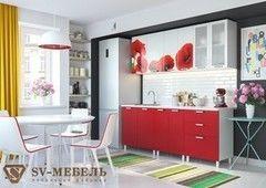 Кухня Кухня SV-Мебель Маки