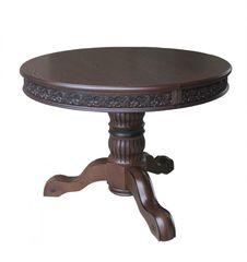 Обеденный стол Обеденный стол Red&Black Милорд (110х160) Орех