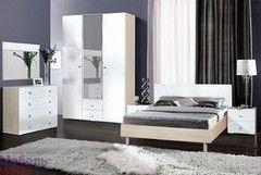 Спальня Мебель Маркет Винтаж белый 1