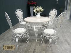 Мебель для баров, кафе и ресторанов Твен Набор мебели НБ-02
