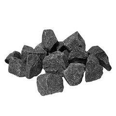 Комплектующие для печей и каминов noname Габбро-диабаз колотый, Карелия (20 кг)