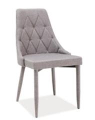 Кухонный стул Кухонное кресло Signal Trix (серый)