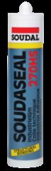 Герметик Герметик Soudal Soudalseal 270 HS 290 мл (белый)