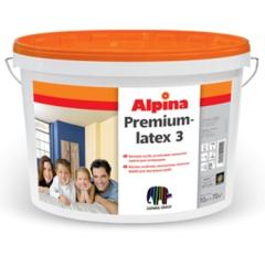 Краска Краска Alpina Premiumlatex 3, 10л База 1