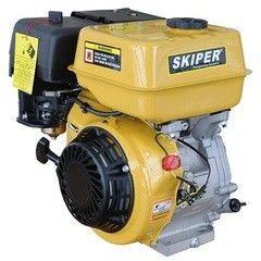 Двигатель Skiper 170F (вал шлицевый ф25х50мм)