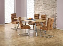 Обеденный стол Обеденный стол Halmar Goliat 90х160
