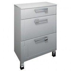 Мебель для ванной комнаты Triton Комод Диана-60 3 ящика