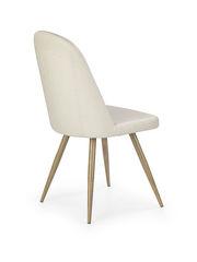 Кухонный стул Halmar K-214 (медовый дуб/темно-кремовый)