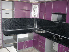 Кухня Кухня Лига мебели Вариант 32