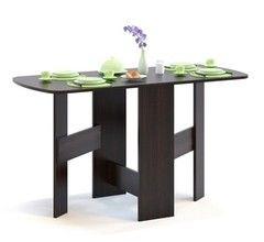 Обеденный стол Обеденный стол Сокол-Мебель СП-10 (венге)