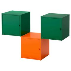 Шкаф металлический IKEA Ликсгульт 392.486.70