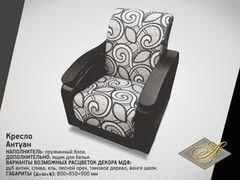 Кресло Асмана Антуан (800х850х900)